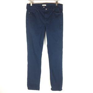 Calvin Klein Jeans Size 30 Pants Navy Blue Skinny